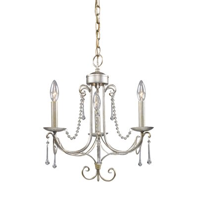 Cambridge 3-Light Candle-Style Chandelier