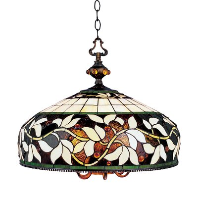 English Ivy 7-Light Chandelier