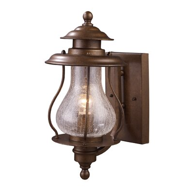 Wikshire 1-Light Outdoor Sconce