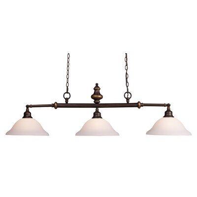 Lurray 3-Light Billiard Light