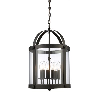 Chesapeake 6-Light Outdoor Pendant