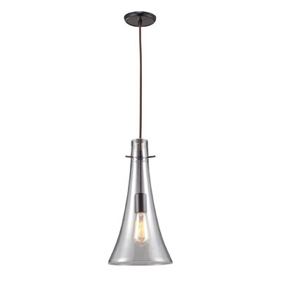 Pettey 75W 1-Light Pendant
