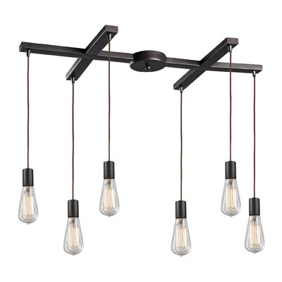 Pettey 6-Light Pendant