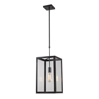 Lindzee 1-Light Foyer Pendant