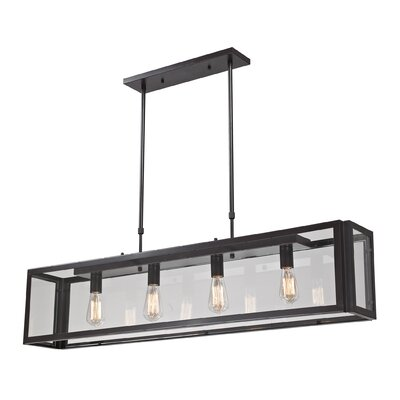 Lindzee 4-Light Pendant