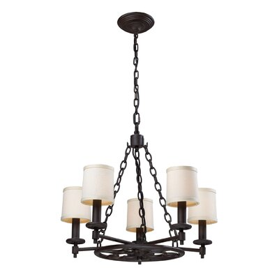 Ironton 5 Light Chandelier