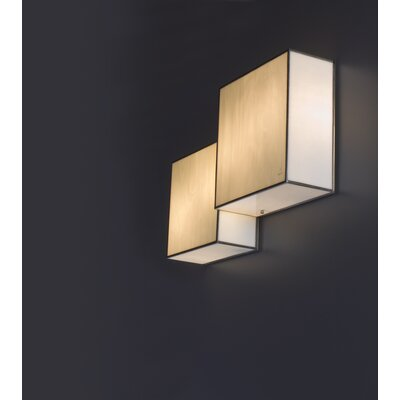Luceplan Goggle Wall Light | AllModern