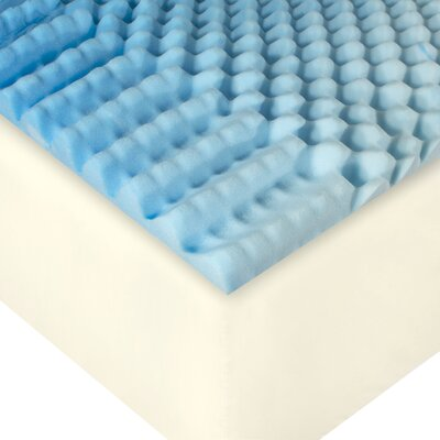 Polar Foam Multi-Support Mattress Overlay Cushion