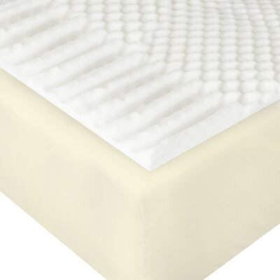 Multi-Zone Mattress Topper Size: Twin