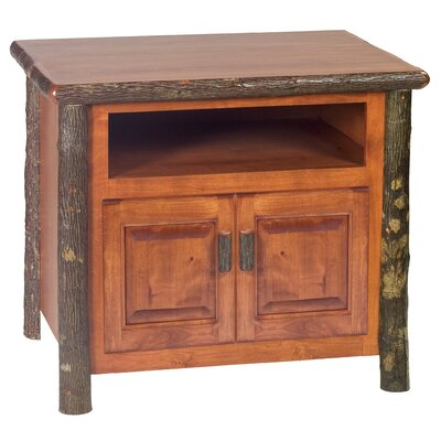 36 TV Stand Color: Rustic Maple