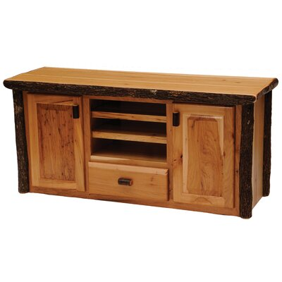 62 TV Stand Color: Rustic Maple