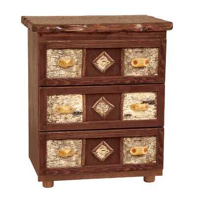 Value Cedar 3 Drawer Chest