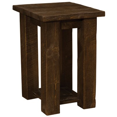 Frontier Nightstand Finish: Red Canyon