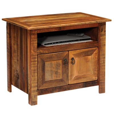 34 TV Stand Color: Hickory