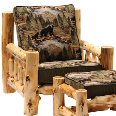 Cedar Lounge Chair