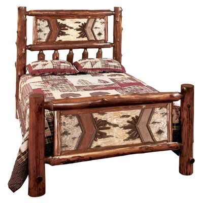 Easy financing Adirondack Slat Bedroom Collection...