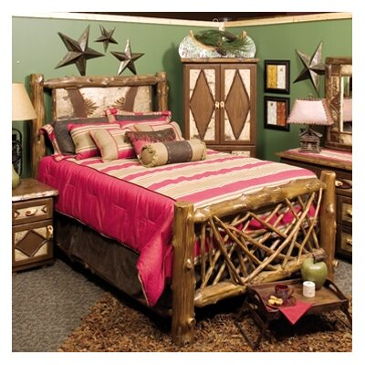 Rent to own Adirondack Slat Bedroom Collection...
