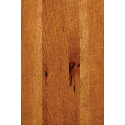 Hickory Twig Log Dining Table Color: Rustic Maple