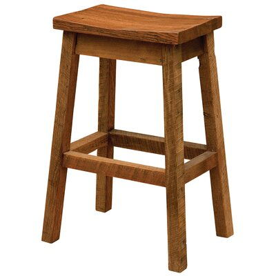 Saddle 27 Bar Stool