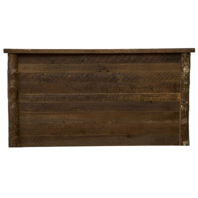Crockett Panel Headboard Size: Single
