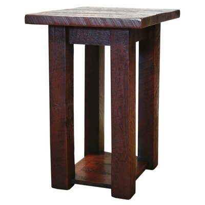 Frontier Nightstand Color: Red Canyon