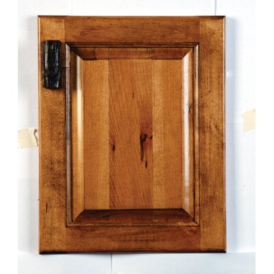 Hickory 22 x 18 Recessed Medicine Cabinet Finish: Rustic Maple, Orientation: Left