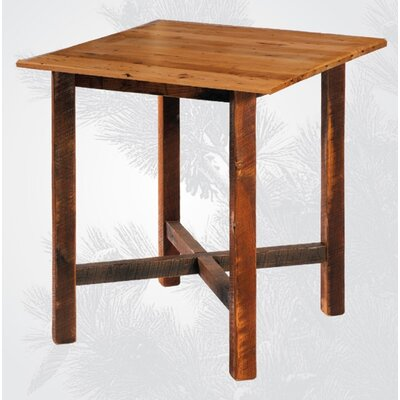 Reclaimed Barnwood Dining Table Finish: Antique Oak