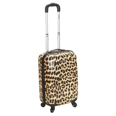 Rockland Polycarbonate Carry-On - Color: Leopard at Sears.com