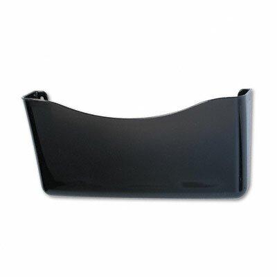 Unbreakable Single Pocket Wall File, Letter