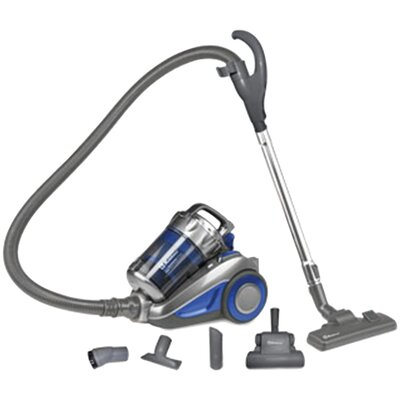 Iris Canister Vacuum with Full Dust Cup Indicator KBZKCCA1600
