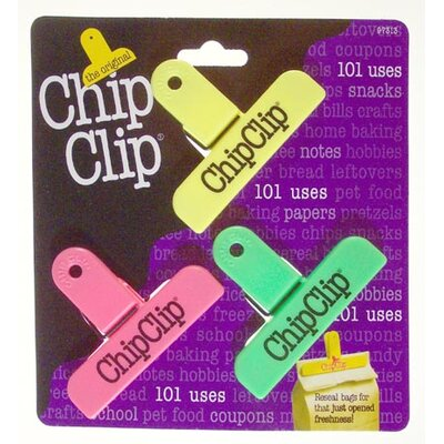 3 Chip Clip (3 Count)