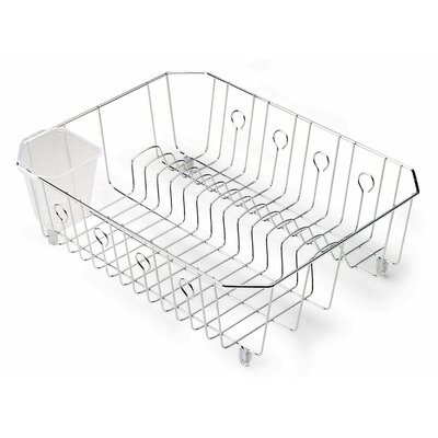 Dish Drainer (Set of 6) Finish: Chrome