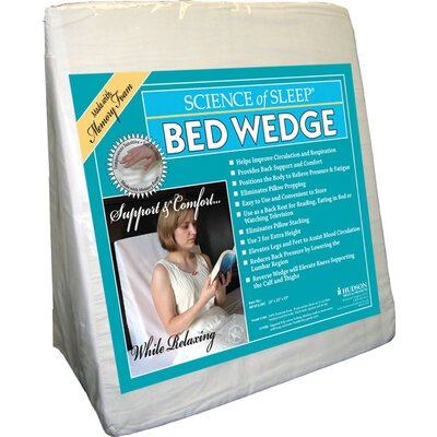 Hudson Medical Memory Foam Bed Wedge Pillow at Sears.com