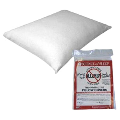 Hudson Medical Science of Sleep Allergy Free Pillow Protectors-Twin Pack at Sears.com