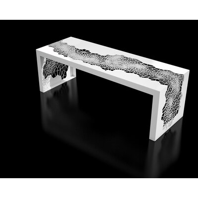Hive Steel Bench Size: 60
