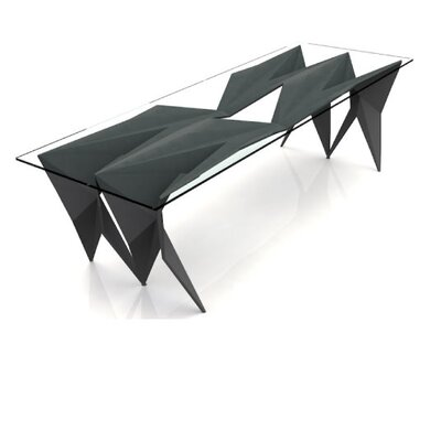 Stealth Coffee Table Finish: Jet Black