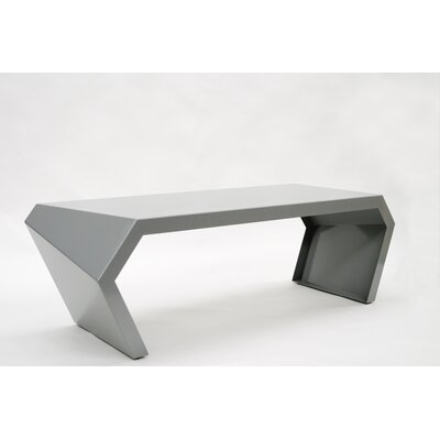 Pac Steel Bench Color: Aviator