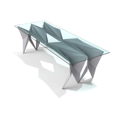 Stealth Coffee Table Color: Aviator Gray