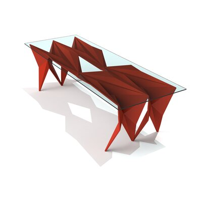 Stealth Coffee Table Finish: Spirit Red