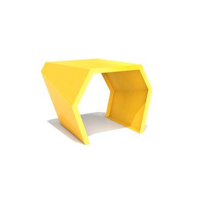Pac End Table Color: Bright Sun