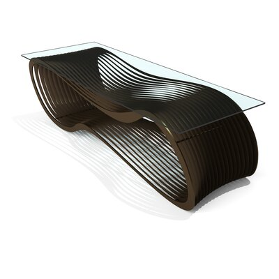 Loop Coffee Table Finish: Burnished Bronze