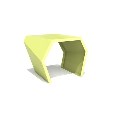 Pac End Table Color: Lush Green