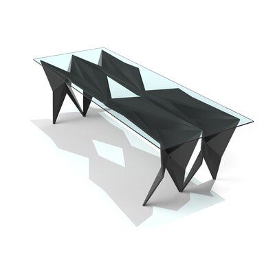 Stealth Coffee Table Color: Jet Black