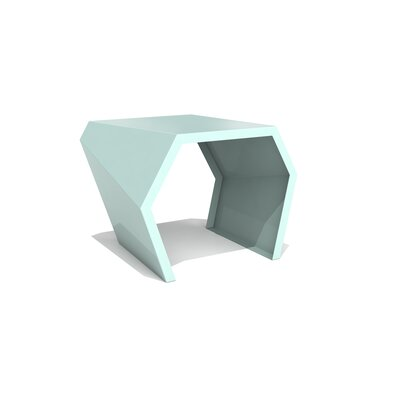 Pac End Table Color: Sea Green