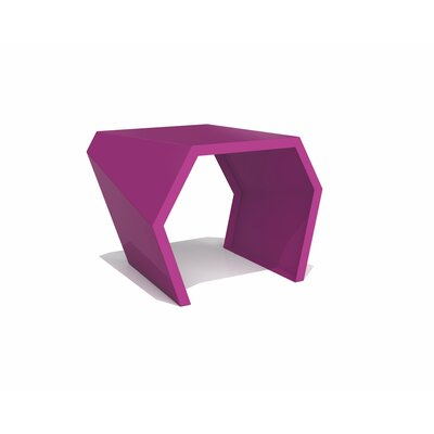 Pac End Table Color: Wild Orchid