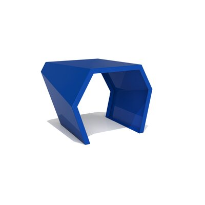 Pac End Table Color: Baltic Blue