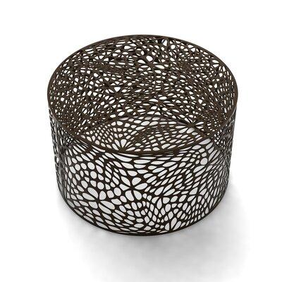 Coral Coffee Table Finish: Burnished Metallic Bronze