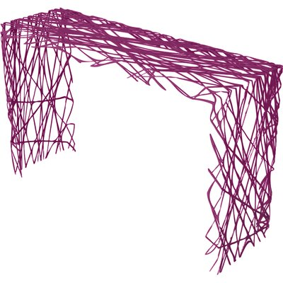 Strand Console Table Finish: Wild Orchid