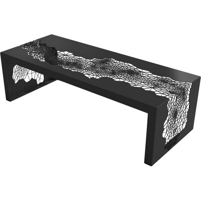 Hive Coffee Table Color: Jet Black