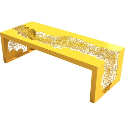 Hive Coffee Table Color: Bright Sun